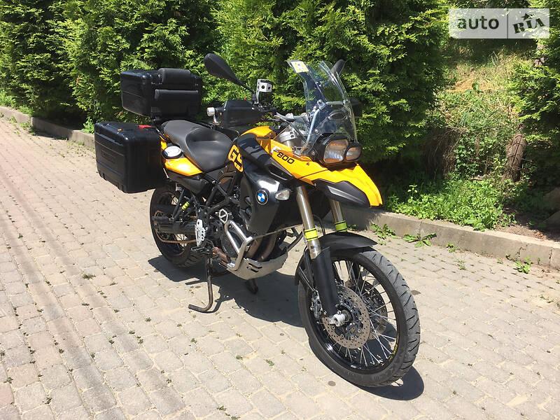 Мотоцикл Многоцелевой (All-round) BMW F 800 2009 в Черновцах