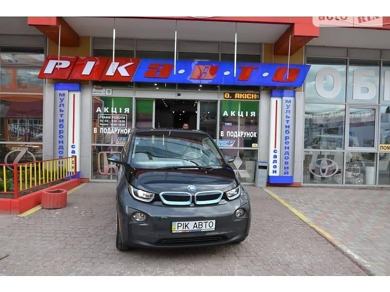 BMW I3 2014 в Львові