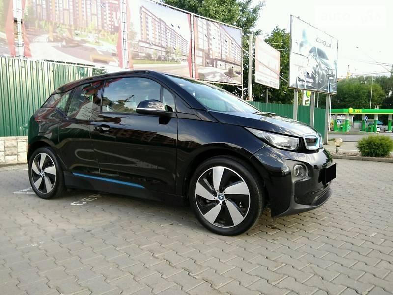 BMW I3 2017 в Києві
