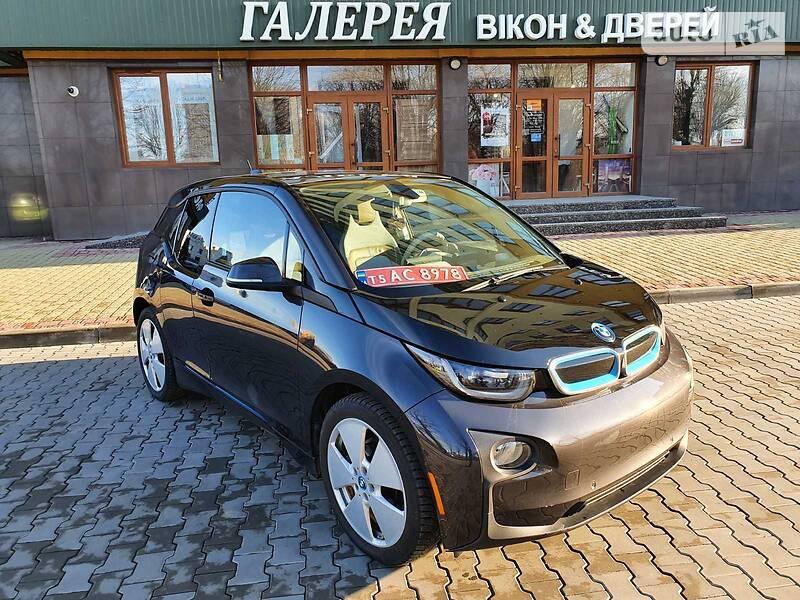 BMW I3 2014 в Луцке