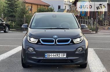 Хетчбек BMW I3 2015 в Одесі