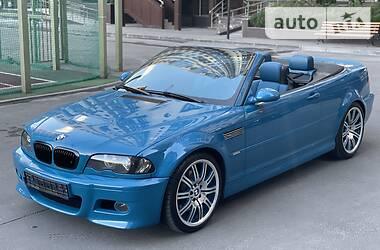Кабриолет BMW M3 2003 в Киеве
