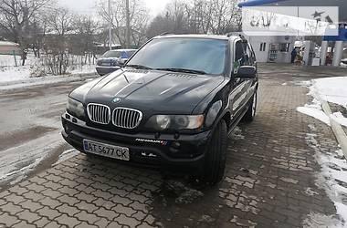 BMW M5 2002 в Ивано-Франковске