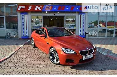 BMW M6 2012 в Львове