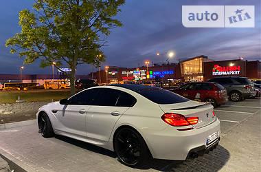 BMW M6 2016 в Львове