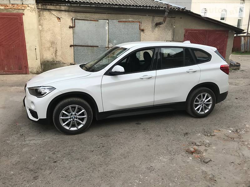 BMW X1 2017 в Львове
