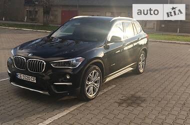 BMW X1 2017 в Черновцах