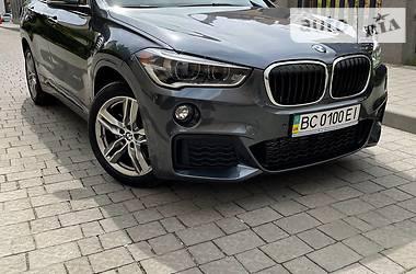 Внедорожник / Кроссовер BMW X1 2016 в Хусте