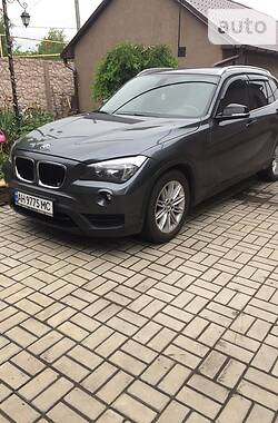 Внедорожник / Кроссовер BMW X1 2012 в Покровске