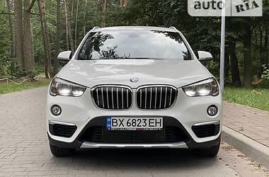 Универсал BMW X1 2016 в Львове