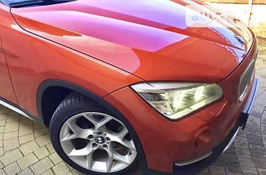 Внедорожник / Кроссовер BMW X1 2014 в Запорожье