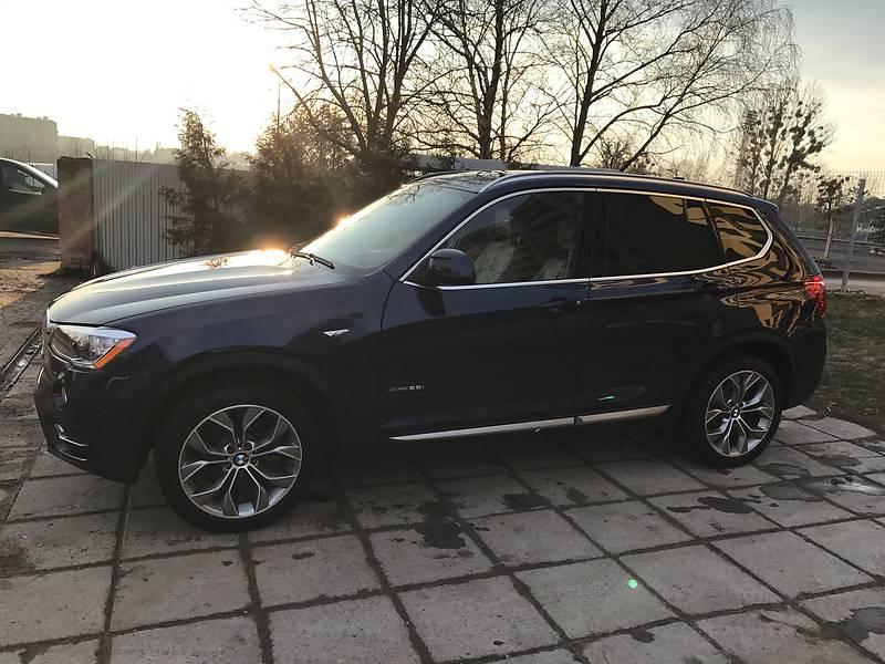 BMW X3 2017 в Львове