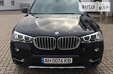 BMW X3 2017 в Мариуполе