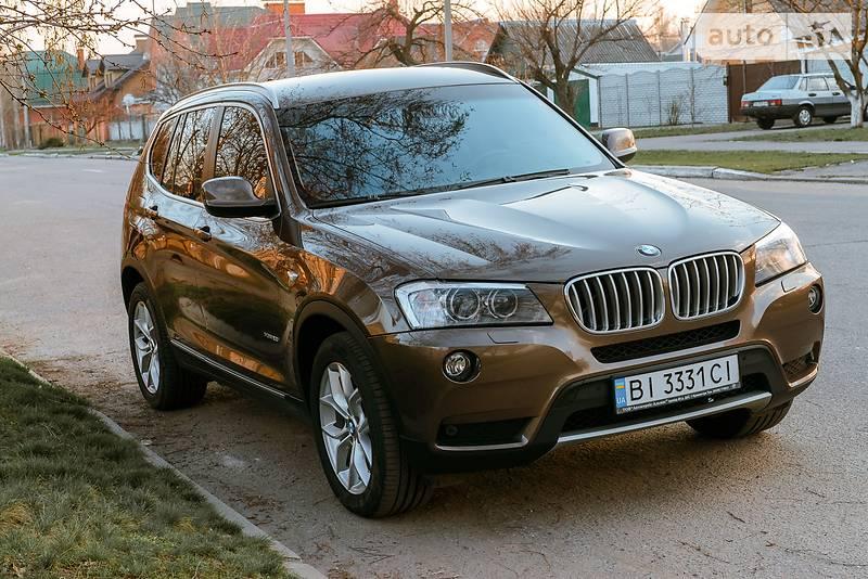 BMW X3 2011 года в Полтаве