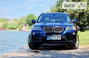 BMW X3 2012 в Кропивницком