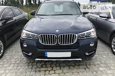 BMW X3 2017 в Черновцах