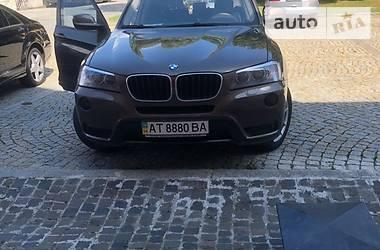BMW X3 2011 в Ивано-Франковске