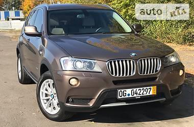 BMW X3 2013 в Ровно