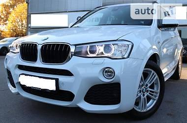 BMW X3 2015 в Виннице