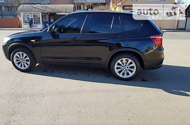 BMW X3 2013 в Хусте