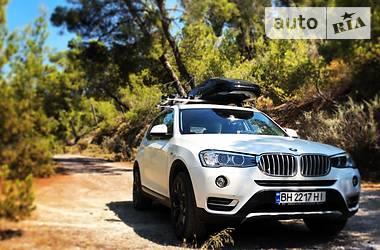 BMW X3 2016 в Одессе