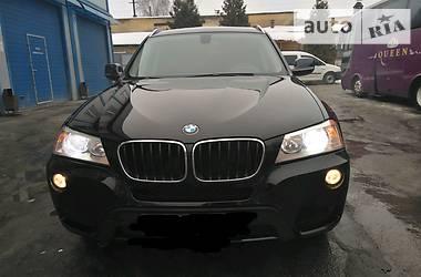 BMW X3 2013 в Чернигове
