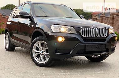 BMW X3 2012 в Рівному