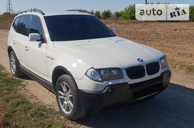 BMW X3 2006 в Херсоне
