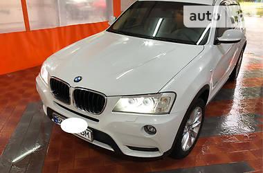BMW X3 2013 в Шостке