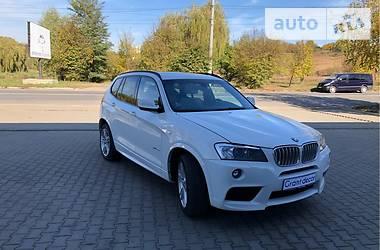 BMW X3 2013 в Черновцах