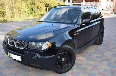 BMW X3 2006 в Тернополе