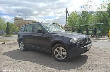 BMW X3 2008 в Львове
