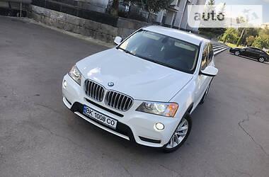BMW X3 2011 в Ровно