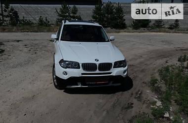 BMW X3 2010 в Киеве