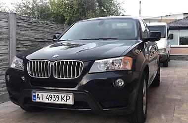 BMW X3 2011 в Белой Церкви