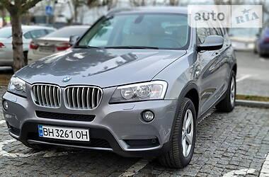 BMW X3 2011 в Одессе