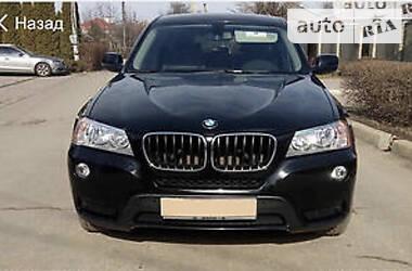 BMW X3 2012 в Харькове