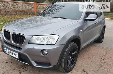 BMW X3 2012 в Киеве