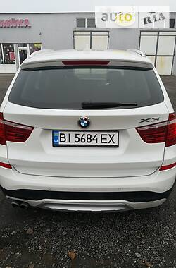BMW X3 2014 в Лубнах