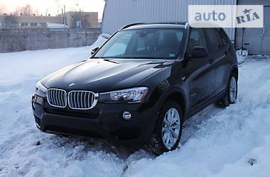 BMW X3 2015 в Чернигове