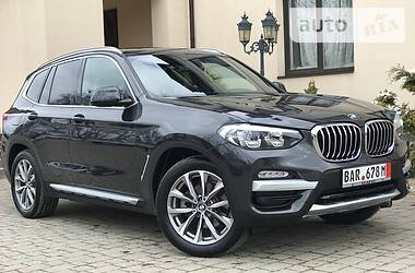 BMW X3 2019 в Стрые