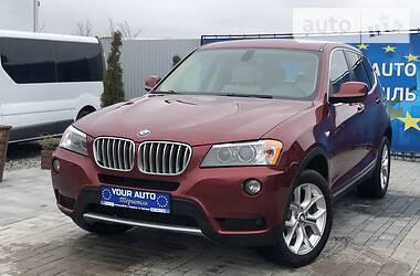 BMW X3 2012 в Тернополе