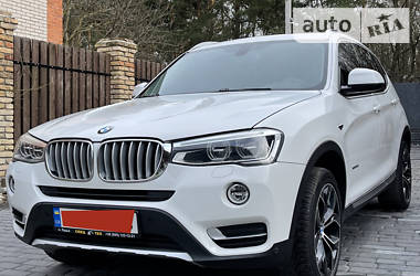 BMW X3 2016 в Луцьку
