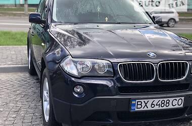 BMW X3 2009 в Хмельницком