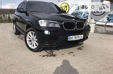 BMW X3 2013 в Бучаче