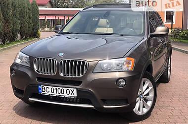 BMW X3 2011 в Стрые