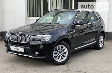 BMW X3 2017 в Днепре