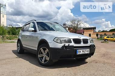 BMW X3 2004 в Радивилове