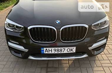 BMW X3 2018 в Мариуполе