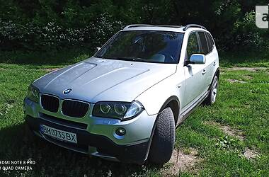 Внедорожник / Кроссовер BMW X3 2008 в Сумах